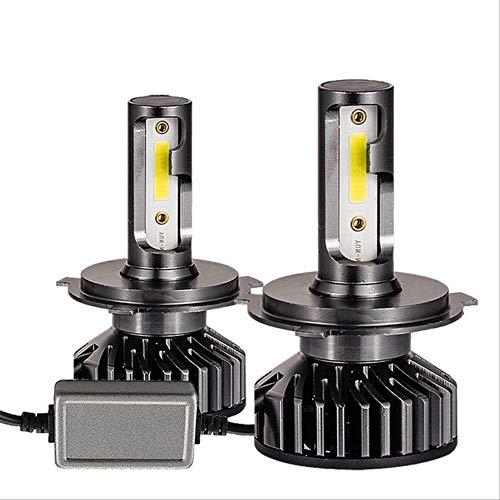 Preisvergleich Produktbild YCSD Xenon Style Lampen Halogen,  2X H7 H4-Scheinwerferlampe,  Xenon Look Lampen Weiss .Auto Abblendlicht Fernlicht Glühlampen.