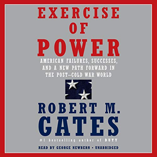 Exercise of Power audiobook cover art