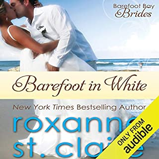 Barefoot in White audiobook cover art