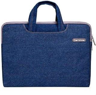 Cartinoe Jean Series Laptop Sleeve, 11.6 Inch - Blue