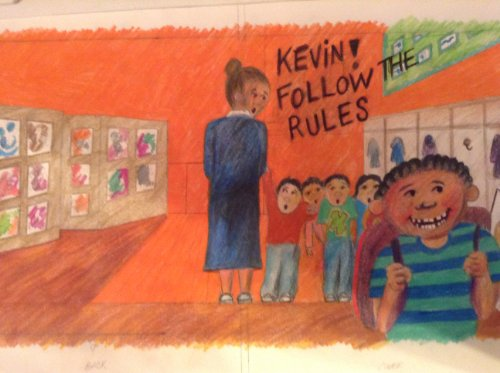 KEVIN! follow the rules: Kevin, learns about the rules (English Edition)