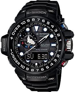 カシオ 【国内正規品】G-SHOCK(ジーショック) GULFMASTER MULTI BAND6Gショック ソーラー電波時計 メンズタイプ GWN-1000B-1AJF