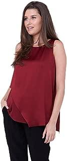 Ripe Maternity Women's Asymmetric Nursing Top