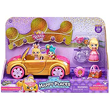 Shopkins Happy Places Royal Convertible | Shopkin.Toys - Image 1