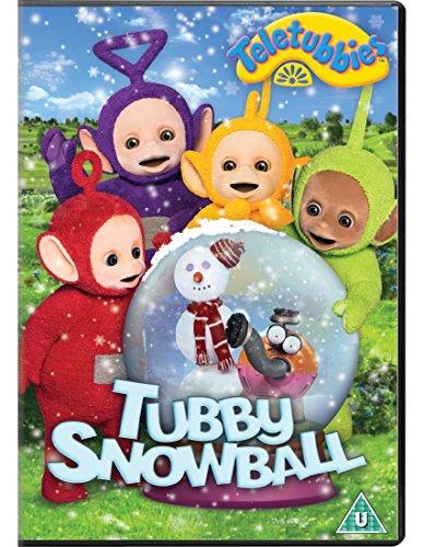 Teletubbies - Tubby Snowball - Teletubbies - Tubby Snowball (1 DVD)