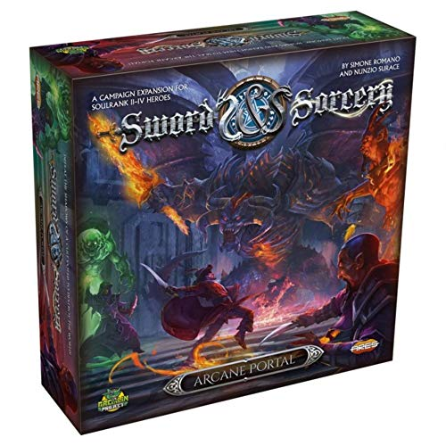 Ares Games GRPR102 Board Game & Extension