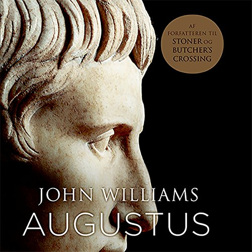 Augustus audiobook cover art