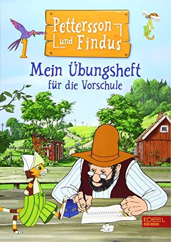 Pettersson und Findus: Mein Übungsheft für die Vorschule