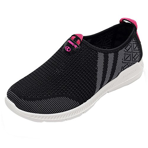 Zapatillas Deportivas Zapatos Planos Mujer Vestir Running Bambas Verano Minelli Sandalias de Mujeres Tela Unisex Classic Promocion