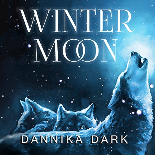 Winter Moon audiobook cover art