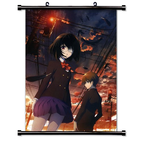 Another Anime Fabric Wall Scroll Poster (16' X 23') Inches