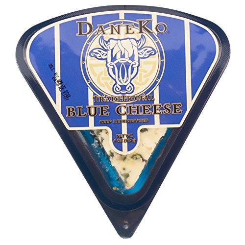 Daneko Traditional Danish Blue Cheese, 4 oz