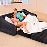 Intex Pull-Out Sofa Aufblasmöbel -  Ausziehbares Sofa -  193 x 221 x 66 cm - Schwarz - 5