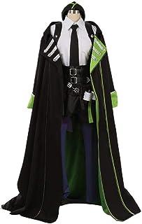 CHENJUNAMZ Juego Twisted-Wonderland Diasomnia Lilia Vanrouge Cosplay Costume Men Uniform Outfit Carnival Traje (Color : Fe...
