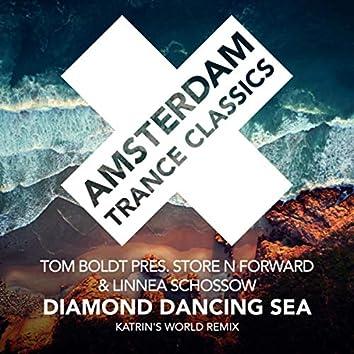 Diamond Dancing Sea (Katrin's World Remix)
