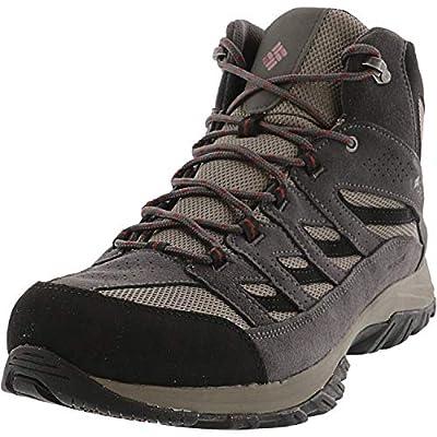 Columbia Men's Crestwood Mid Waterproof Hiking Boot Shoe
