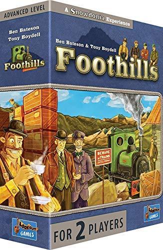 Lookout Spiele LK0110 Foothills