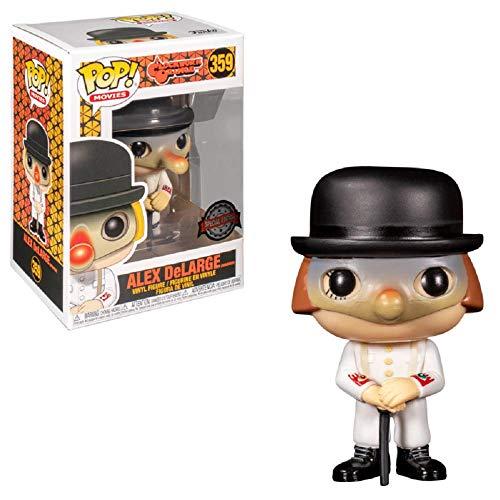nessuno Funko Pop Movies 358 A Clockwork Orange 11388 Alex DeLarge Masked