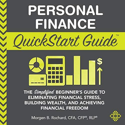Personal Finance QuickStart Guide cover art