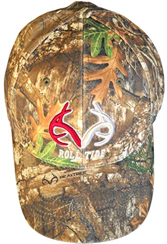 Top of the World Alabama Crimson Tide Men's One Fit Realtree...