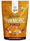 Organic Turmeric Powder | Pure and Potent Anti Inflammatory and Antioxidant Turmeric Powder