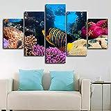 GIRDSSC Bilder Great Barrier Reef Unterwasser 200X100 cm
