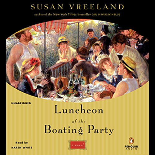 Luncheon of the Boating Party audiobook cover art