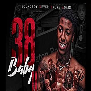 ultimate poster 38 Baby 2 Mixtape by NBA Youngboy 12 x 18