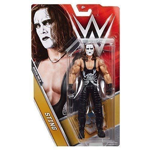 WWE Basic Serie 68.5 Figur Sting 'Wrestlemania 31' Attire