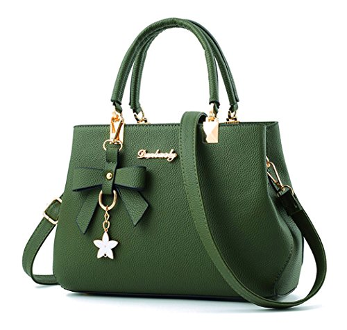 Material: high quality PU leather and durable gold plated hardware. Lining: polyester. ( US Trademark Serial Number: 87769693, 'Dreubea' products are solely sold by 'Dreubea', please carefully check the seller name before your paying.) Middle Size - ...