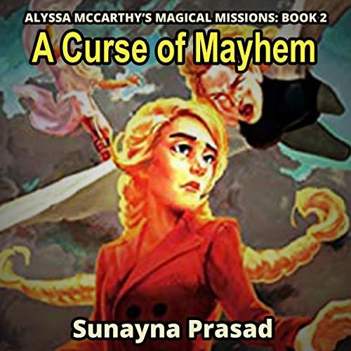 『A Curse of Mayhem』のカバーアート