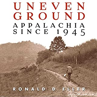 Uneven Ground cover art