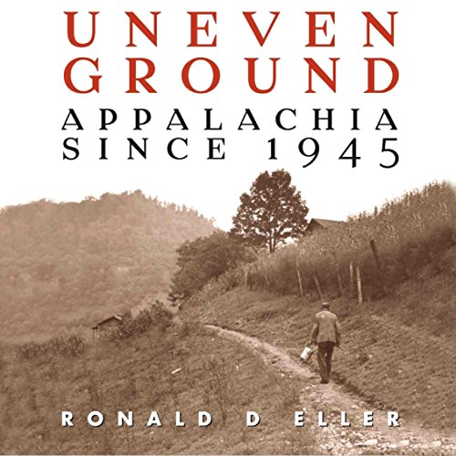 Uneven Ground audiobook cover art