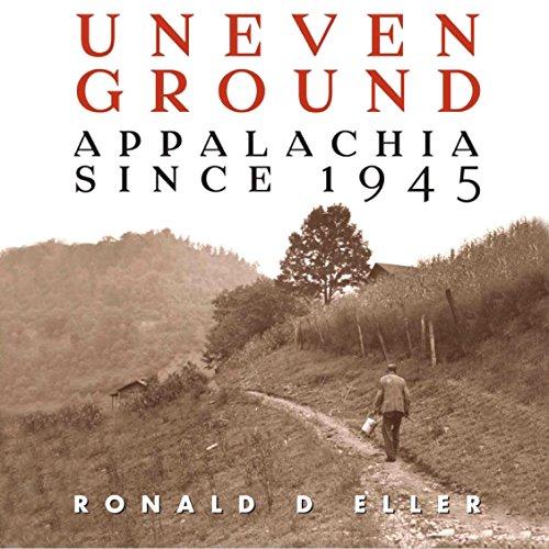 Uneven Ground audiobook cover art