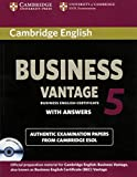 Business Vantage 5: Vantage Student's Book Pack (Student's Book with answers and Audio CDs (2))
