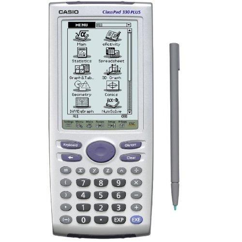 Casio CLASSPAD330PLUS Graphing Calculator