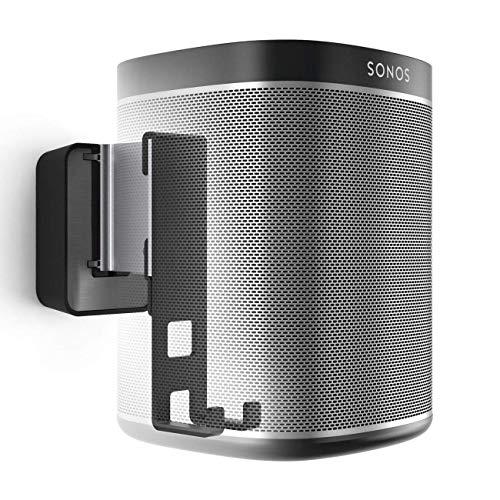 Vogel's SOUND 4201 Wandhalter Sonos PLAY 1, schwarz