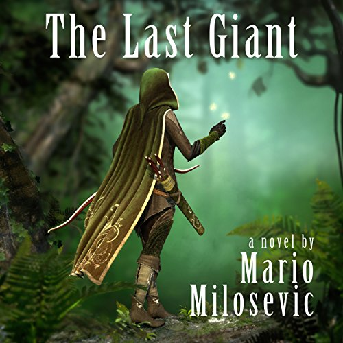 The Last Giant cover art