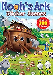 Noah's Ark Sticker Scene