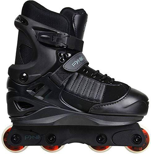 Anarchy Unisex_Adult Panik II Skates, Black, 34-38