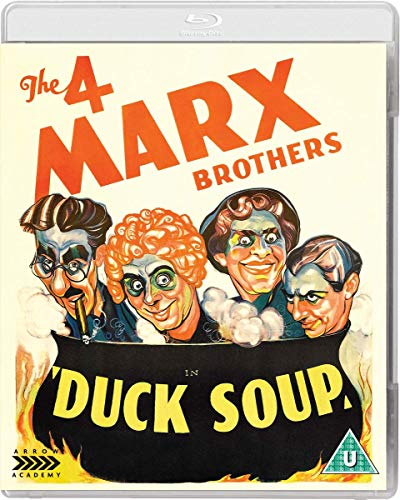Duck Soup [Blu-ray]