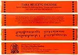 BUDDHAFIGUREN Incienso curativo Tara: incienso tibetano, 5 paquetes