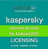 Kaspersky Internet Security per Android | 2021 | Edizione Premium | 1 dispositivo mobile (tablet/smartphone) | 1 anno | Android | Licenza tramite e-mail (di solito entro 24 ore) | da softwareGO