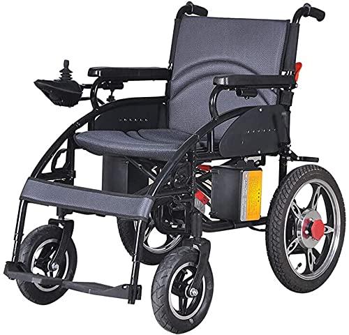 SXDYJ Totalmente mentiras eléctricas Plegables Plegables Ancianos Ancianos discapacitados automáticos Scooter Inteligentes cómodos y convenientes