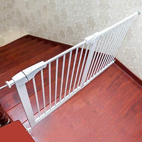 Huo Barrières de Sécurité - Escalier Intérieur Extra Large for Enfants Porte Pet Porte (Size : 114-122cm)