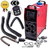 maXpeedingrods 12V 2-8KW 4-Löcher Luft Diesel Luftheizung Air heater Heizung Standheizung LKW Pickup Bus LCD Fernbedienung