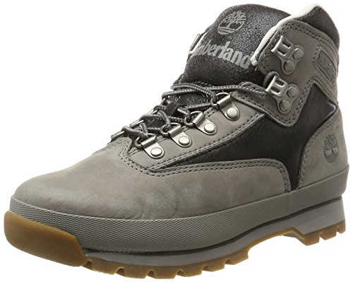 Timberland Damen Euro Hiker Leather Chukka Boots, Grau (Steeple Grey), 40 EU