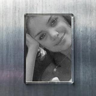 Katie Holmes - Original Art Fridge Magnet #js003