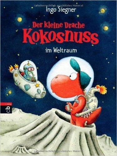 Der kleine Drache Kokosnuss im Weltraum: Sonderausgabe mit Wackelbild (Sonderausgaben, Band 6) ( 24. Februar 2014 )