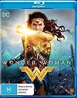Wonder Woman (2017) (Blu-ray)